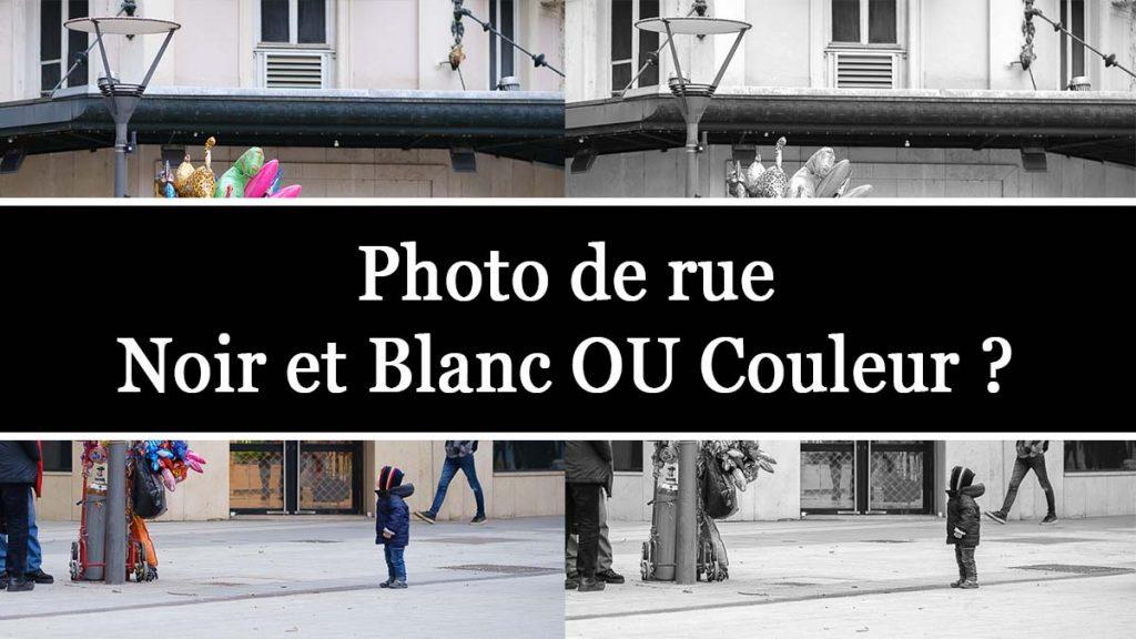choisir la couleur ou le noir et blanc en photo