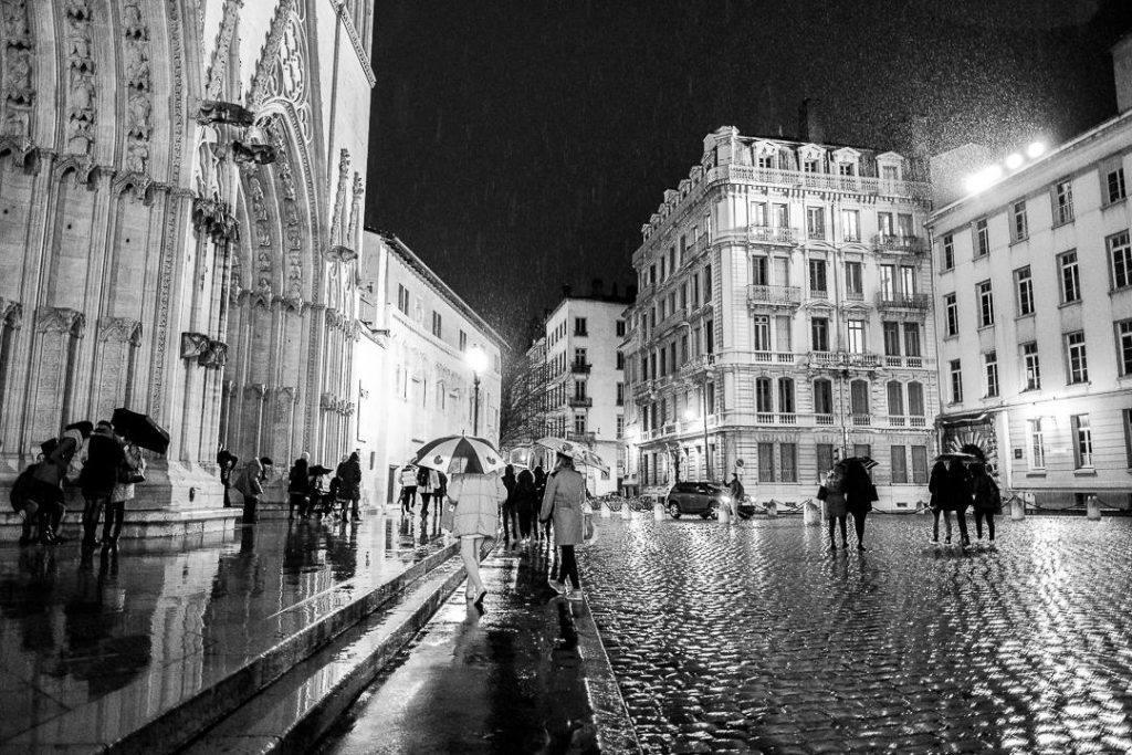 apprendre la photo de rue la nuit