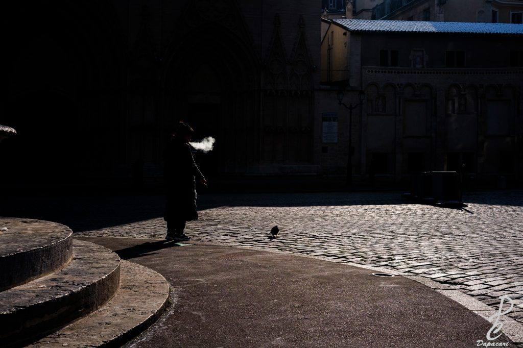 raconter une histoire en photo de rue